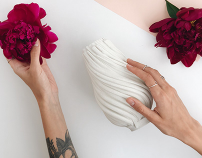 Inspired by Nature 3D Printed Ceramics