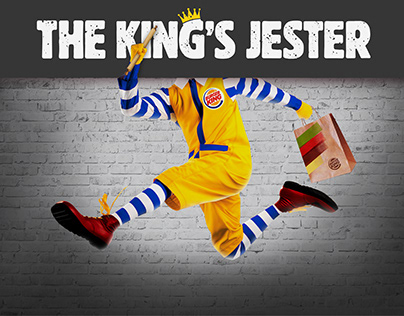Burger King : The King's Jester