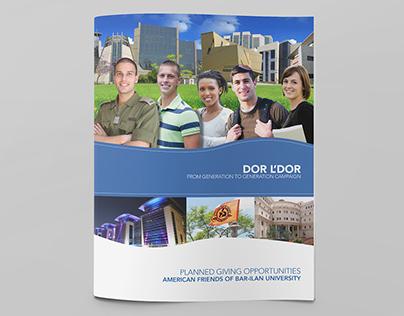 Bar-Ilan University Brochure