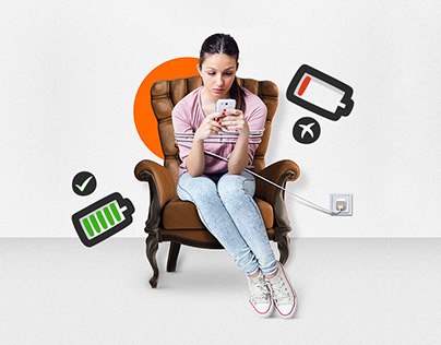 Xiaomi Powerbank | Print & Ambient ads