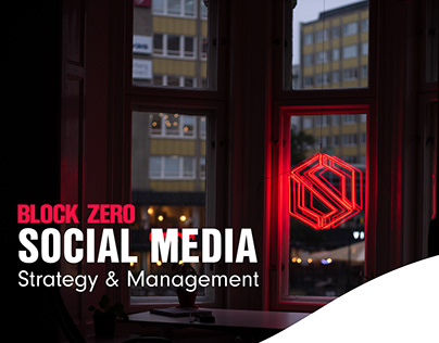 Social Media - Block Zero
