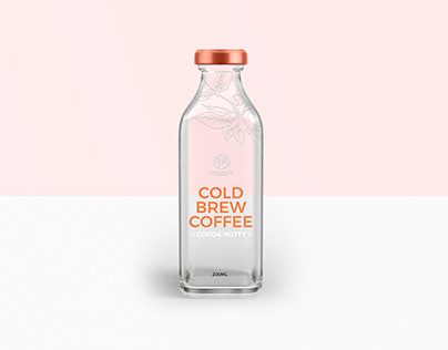 KOKOMOJO Cafe Branding
