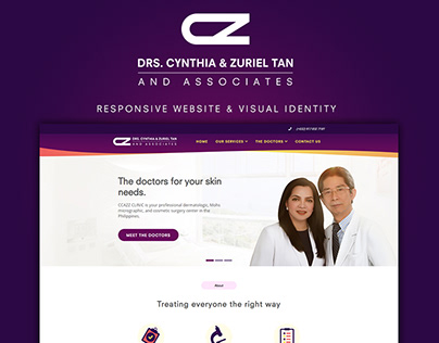 CCAZZ Website