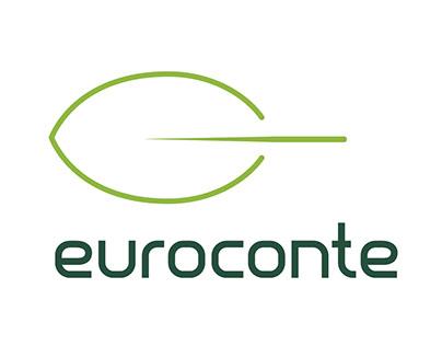 Euroconte's logotype