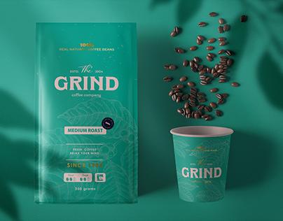 Social Media Post design for Coffee Brand