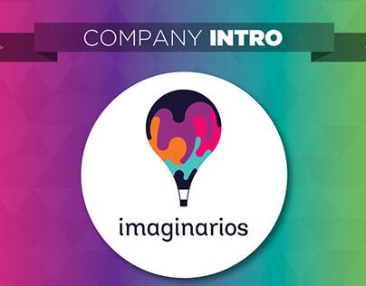 Imaginarios Company Intro