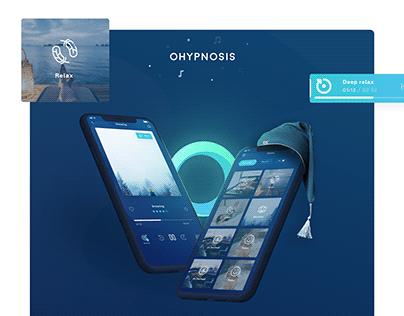 Ohypnosis - sleep, relax and meditation app