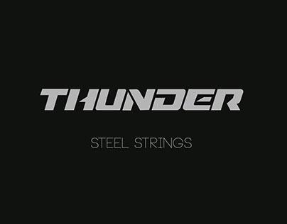 Thunder   Packaging design