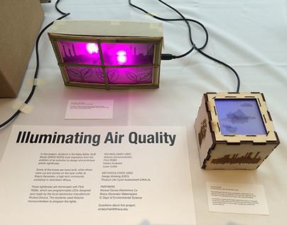 Illuminating Air Quality (student work)