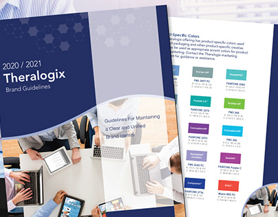 Brand Guidelines & Style Guides