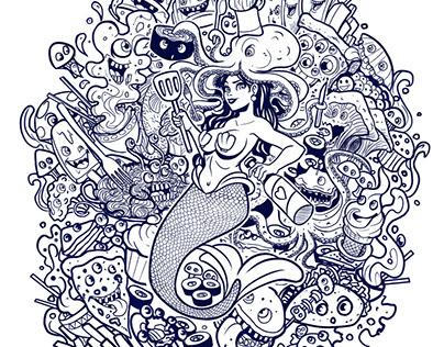 Random sketchs, comics, illustrations