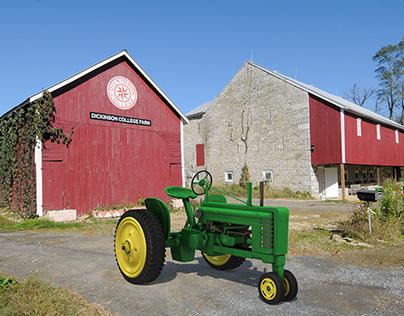 The John Deere Tractor