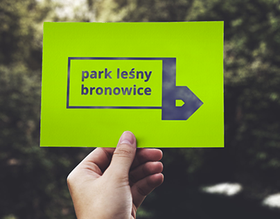 logo Park Lesny Bronowice