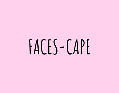 Project- Faces_cape