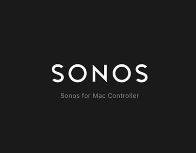 Sonos for Mac Controller