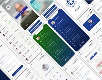 2020. FSFB Juntos App UX/UI (WIP)
