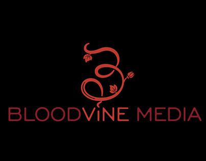 BLOOD VINE MEDIA LOGO + ANIMATION