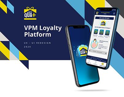 VPM Loyalty Platform