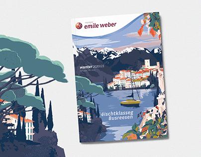 Cover Voyages Emile Weber