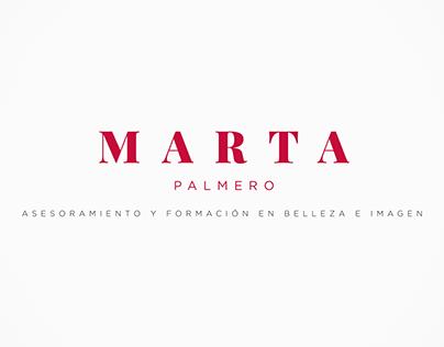 Diseño de Marca | Marta Palmero