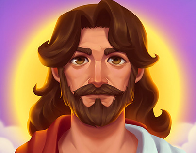 ICON - Bible Word Puzzle