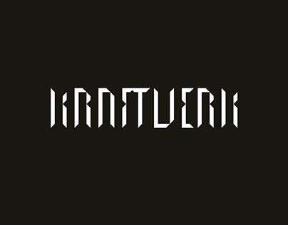 Kraftwerk. Taller Lettering & Rockanroll