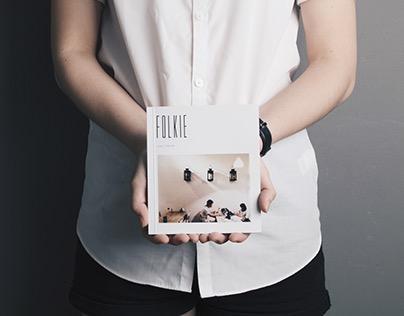 Folkie Magazine // issue 1
