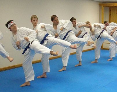 Benefits of Karate for Adults