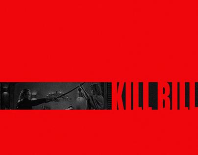 Kill Bill Vol.2 - Minimalist Movie Poster
