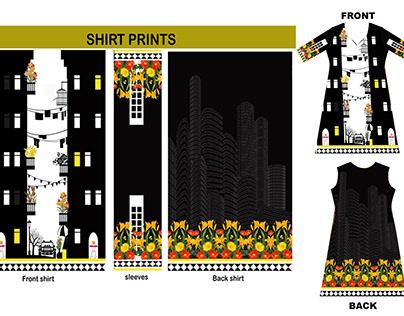 Txtile digital print