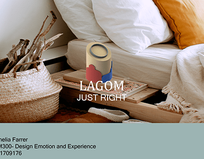 DM300- Emotional Design- Lagom