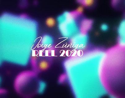 Reel Jorge3Dartist 2020