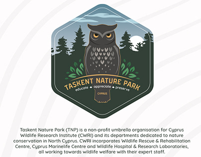 Taşkent Nature Park Volunteer Graphic Design Project