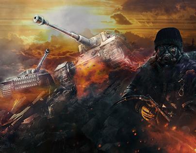 War Never Ends.