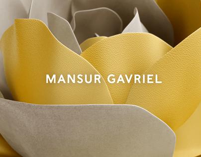 Mansur Gavriel — Tulipano Bag