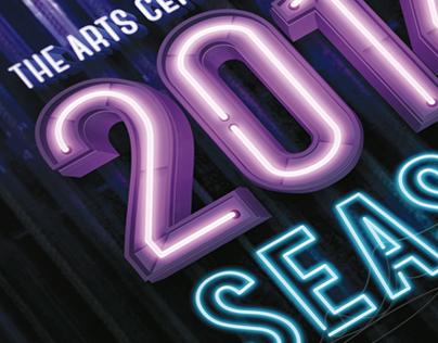 2014 Season Campaign for The Arts Centre Gold Coast