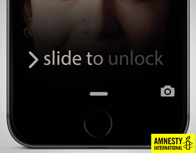 Slide to Unlock_Amnesty International_D&AD 2016