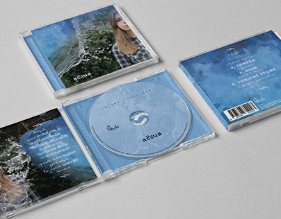 Acqua - Chiara Padellaro - Cd Album DESIGN