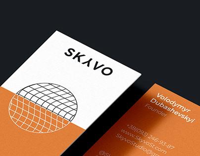 SKYVO | Brand identity