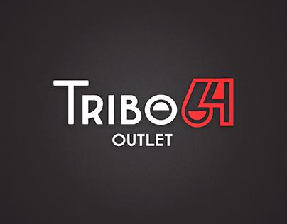 Identidade Visual - Tribo 64