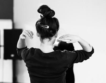 Dance - practice room