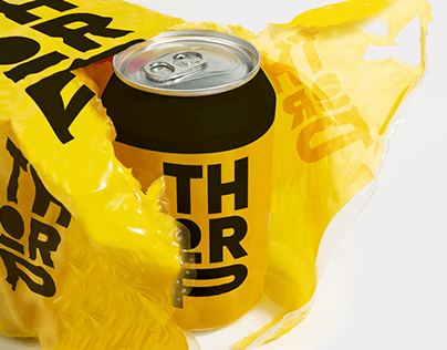THORP - Beer Branding
