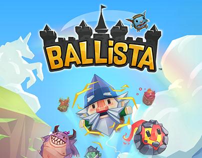 Ballista - UI