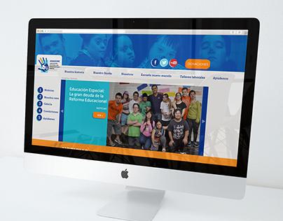 Sitio Web Anadime