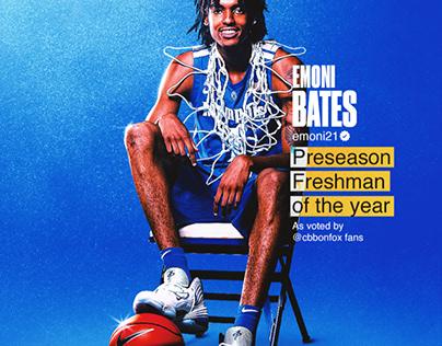 Emoni Bates