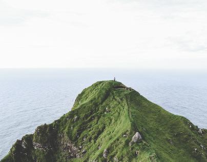 An Ocean In Between the Waves - Faroe Islands