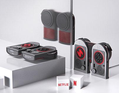 NETFLIX NECON - pro