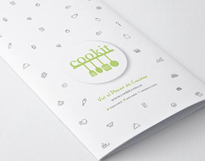 Brand Identity | Cookit