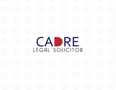 Brand Communication Design - Cadre Legal Solicitor