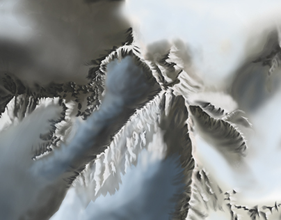Vinson Massif, Antarctica: an illustrated Map